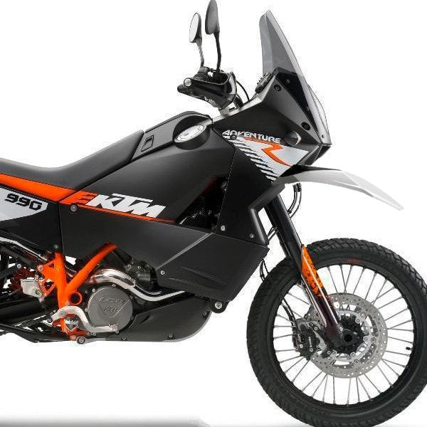 KTMTwins 990 Adventure DIY High Fender Kit - KTM Twins