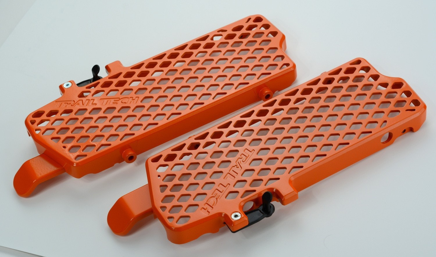 Trail Tech RADIATOR GUARDS - KTM Twins