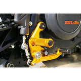 Sato Racing KTM 690 Duke Adjustable Rearsets