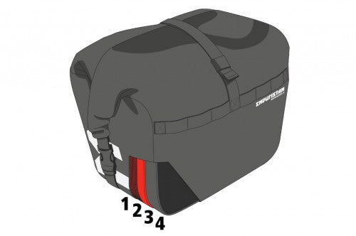 Enduristan Monsoon 3 Soft Panniers