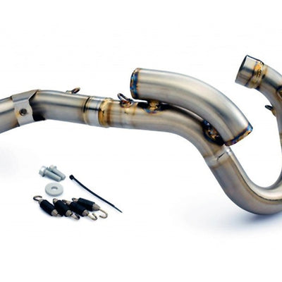 Akrapovic Racing Titanium Headers KTM 250 SX-F/XC-F/XCF-W 2006-2013 - KTM Twins