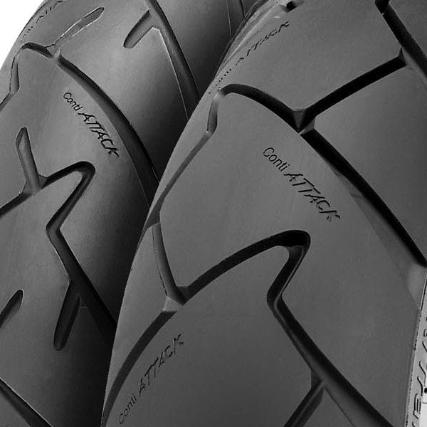 Continental Adventure Trail Attack 2 Rear Tire KTM 990/1190 Adventure/S 2007-2016 - KTM Twins