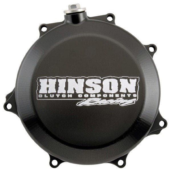 Hinson Oversized Billet Aluminum Clutch Cover KTM 450/505 MX 2007-2012 - KTM Twins