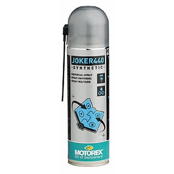 Motorex Joker 440 Synthetic Spray