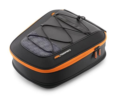 KTM Rear Bag 18L Duke/Enduro/SMC/SM/SMR/SMT/ Adv/S/R 2003-2019