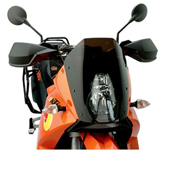 Moose Racing Shorty Windscreen KTM 950/990 Adventure/R/S 2004-2013 - KTM Twins