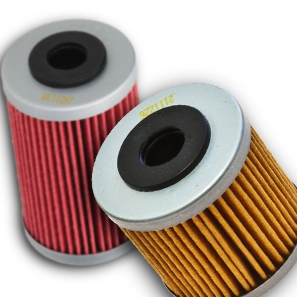 HiFlo Oil FIlter Set KTM 690 Duke/Enduro/R 2011- 2013 - KTM Twins