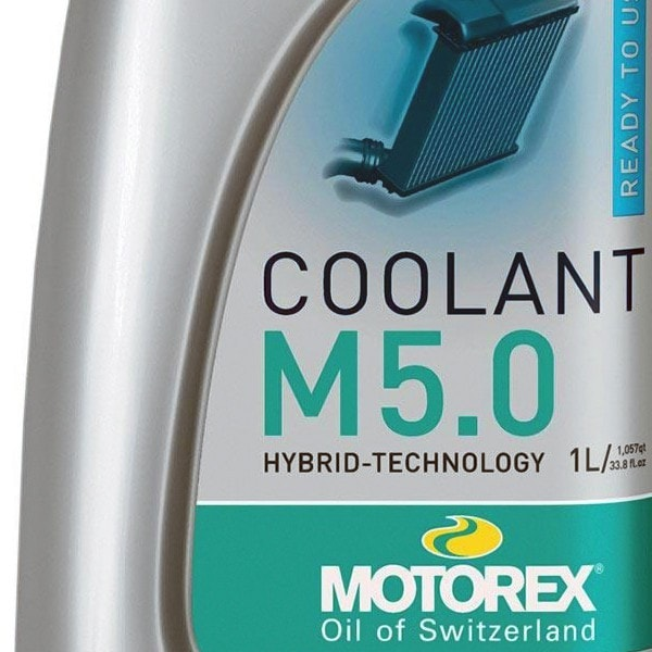 Motorex M5 Ready to Use Coolant