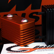 CJ Designs KTM Clutch Cooler Kit
