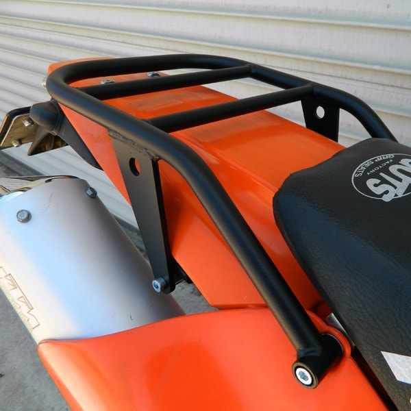 Nomadic Luggage Rack (1998-2003 models) compatible with many KTM's - KTM Twins