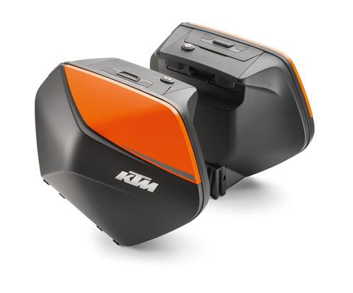 "KTM Case Set ""GT"" KTM 1290 Super Duke GT 2016-2017 - KTM Twins"