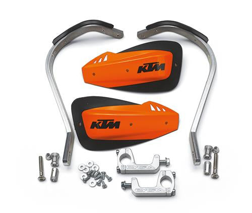 KTM Aluminum Handguards Probend KTM 625/690/950/990 ADV/END/SMT/SMC/All MX 2003-2017 - KTM Twins