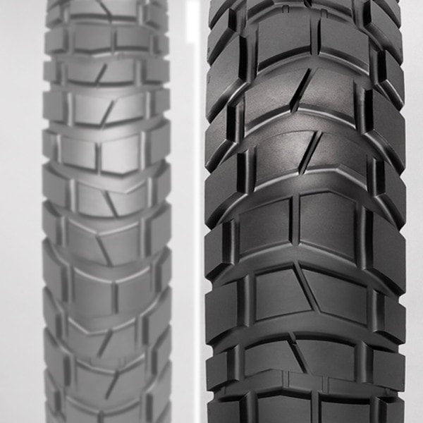 Metzeler Karoo 3 Rear Tire - KTM Twins