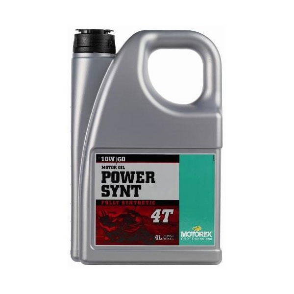 Motorex Power Synt 4T 10W60 4L - KTM Twins