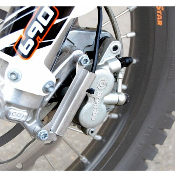 Rally Raid Speedo/ICO Cable Protector KTM EXC/690 Enduro Up To 2010 - KTM Twins