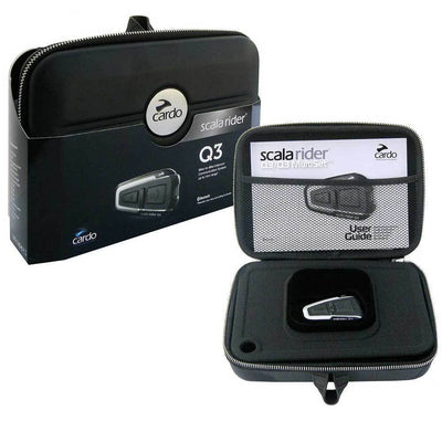 Scala Rider Q3 Bluetooth Intercom System