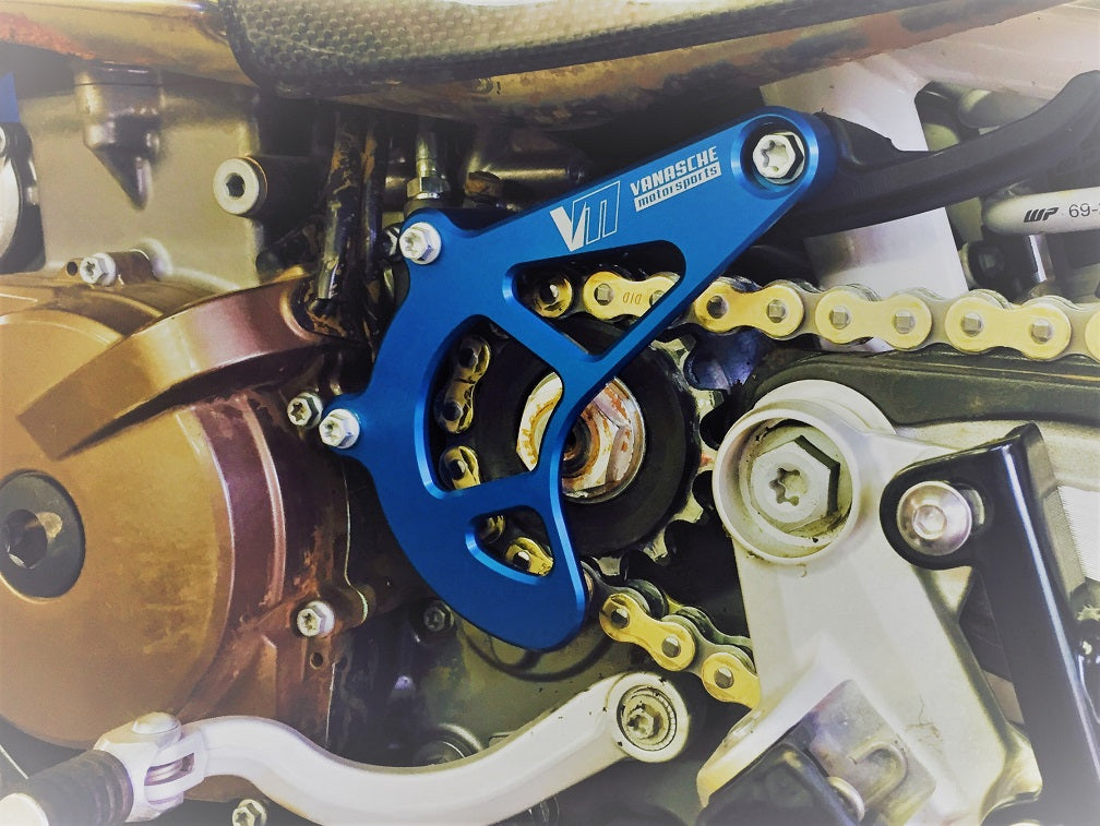 Vanasche Motorsports Countershaft Protection For KTM 690 Enduro