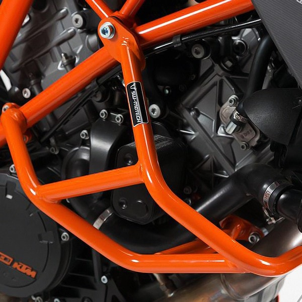 SW Motech Engine Crash Guards KTM 1290 SD R 2014-2017 - KTM Twins