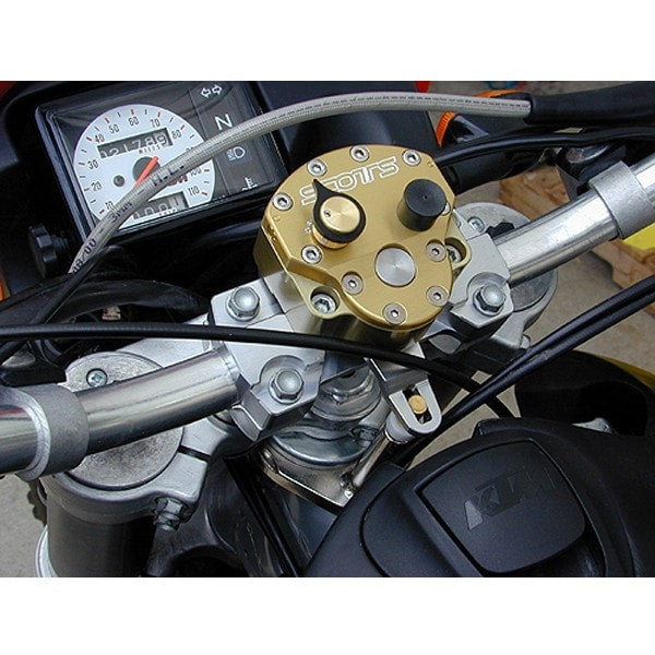 Scotts Performance Steering Damper Kit KTM LC4 640 All Years - KTM Twins