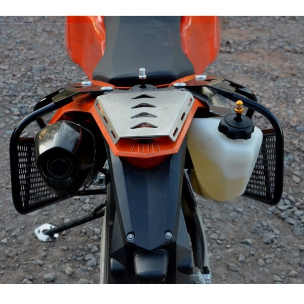 Rally Raid Soft Luggage Carrier System Ktm 690 Enduro Smc