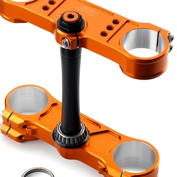 KTM 20mm 22mm Adjustable CNC Billet Triple Clamps