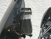 Touratech KTM 950 Adventure Mount Adapter