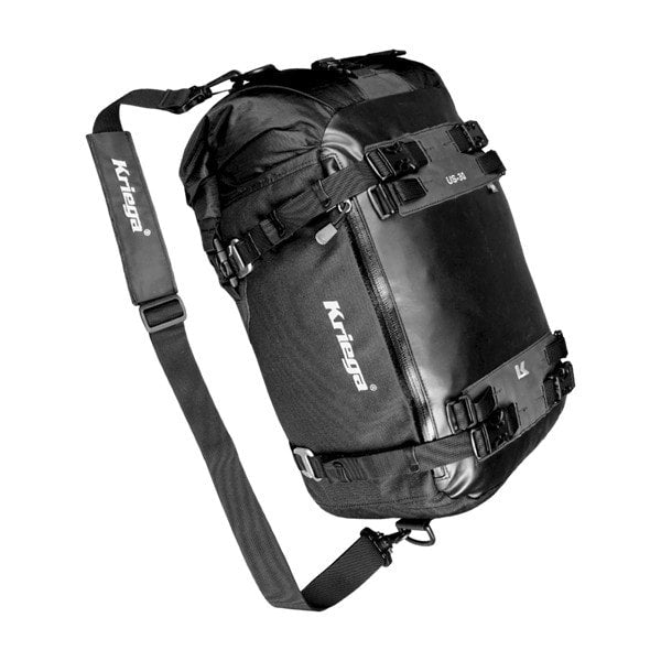 Kriega US-30 Rear Tail Bag and Pack