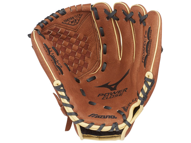"Mizuno Prospect PowerClose GPP1100Y3 11"" Youth Glove (312623)"