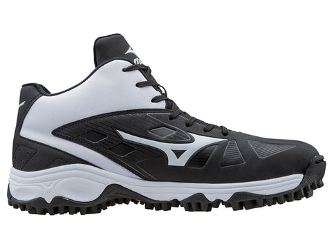 Mizuno 9-Spike Advanced Erupt 3 Turf Mid