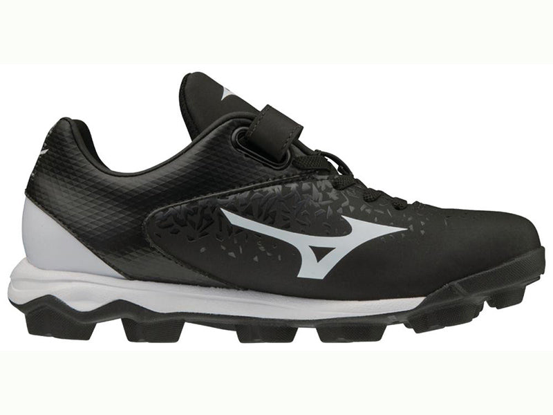 Mizuno Youth Wave Select Nine Molded Cleat Black (320581)