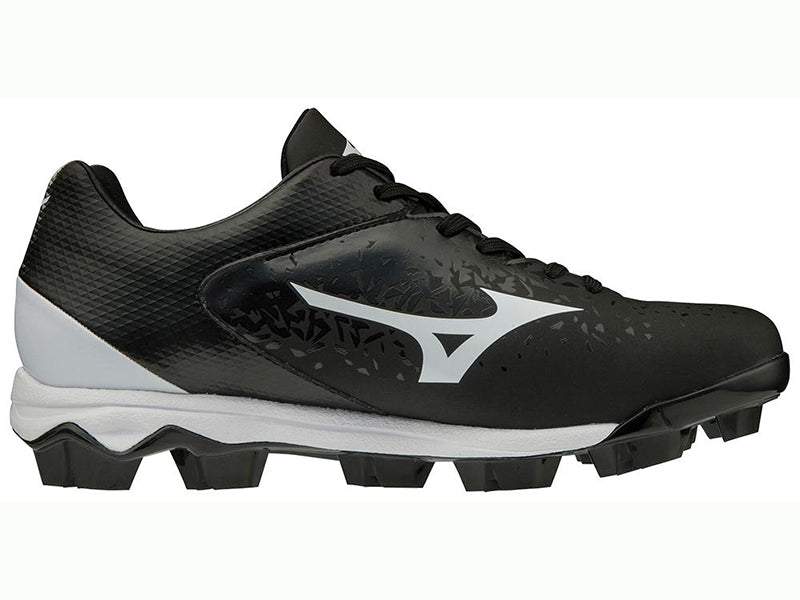 Mizuno Women's Wave Finch Select Molded Cleat Black (320591)
