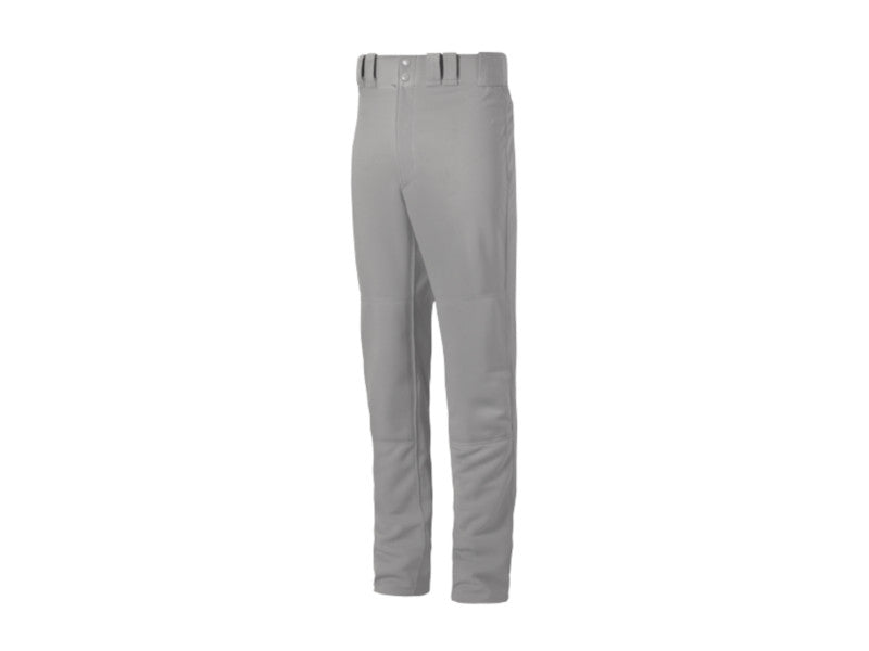 Mizuno Premier Pro Open Bottom Pant Grey