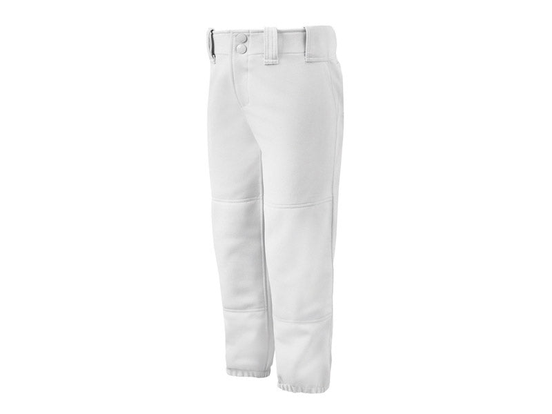 Mizuno Women's Softball Pant White