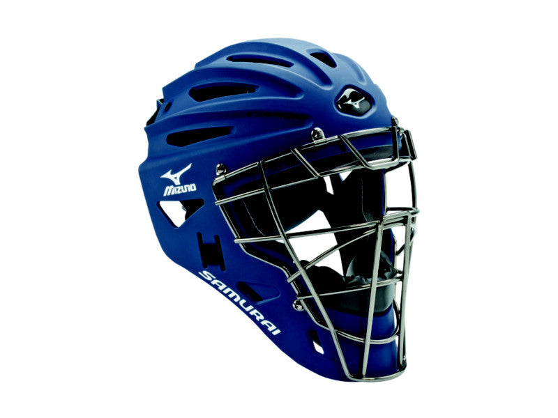 Mizuno Youth Samurai Catcher's Helmet G4