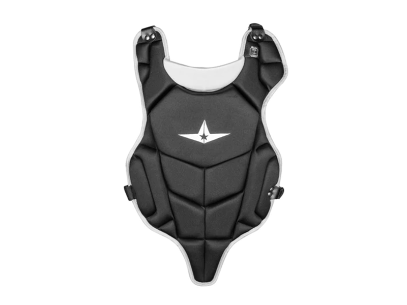 "All-Star League Series 7-9 13"" Catcher's Chest Protector- Junior Youth"