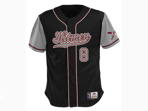GARB ATHLETICS ALL-INCLUSIVE CUSTOM BASEBALL JERSEYS