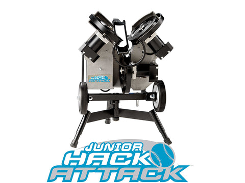 Hack Attack Junior Pitching Machine - Softball