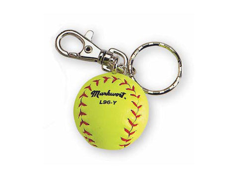 Keychain Softball Optic