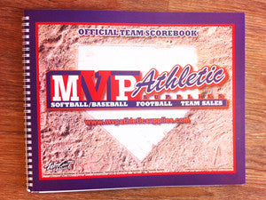 MVP Scorebook / Line Up Card Combo