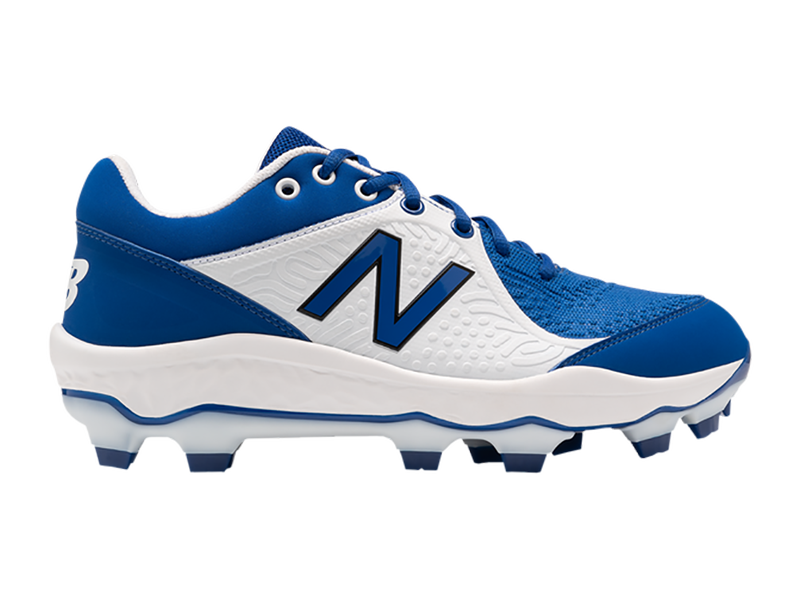 New Balance Men's Fresh Foam PL3000v5 Molded Cleats Low Royal