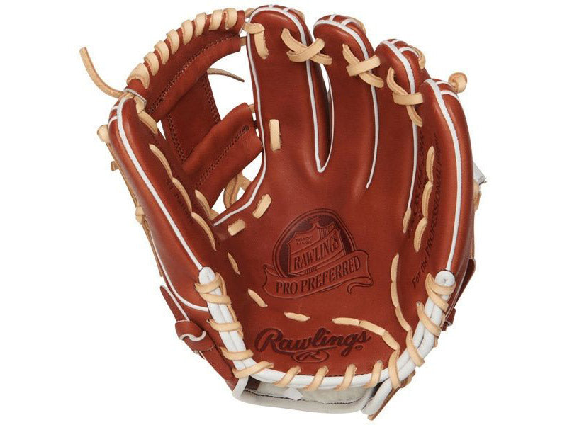 "Rawlings Pro Preferred PROS314-2BR 11.5"" Infield Glove"