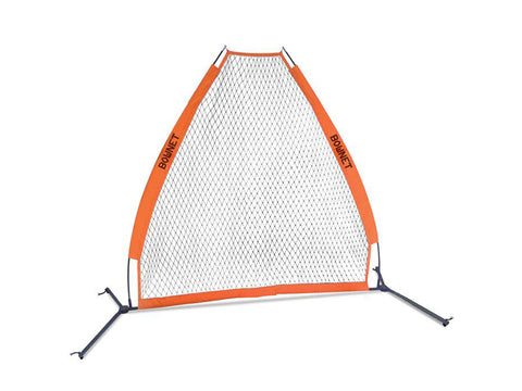 BowNet Pitch Screen A-Frame