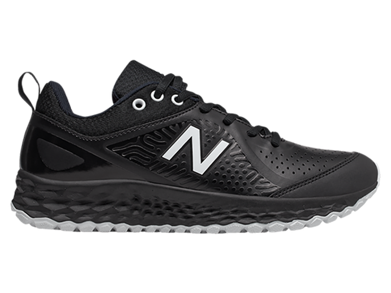 New Balance Women's Fresh Foam Velo v2 Turf Cleat Black (STVELOv2)