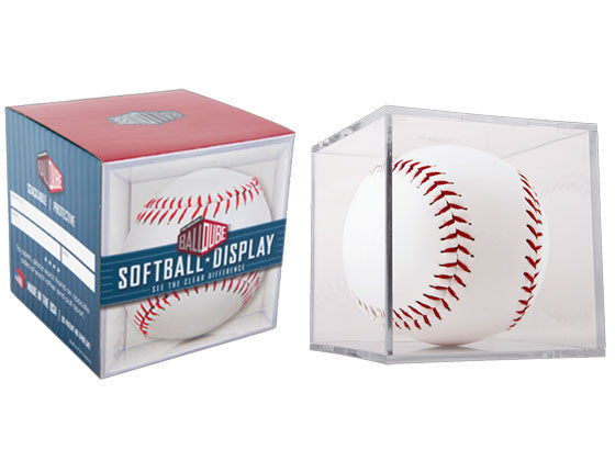 Softball Ball Cubes