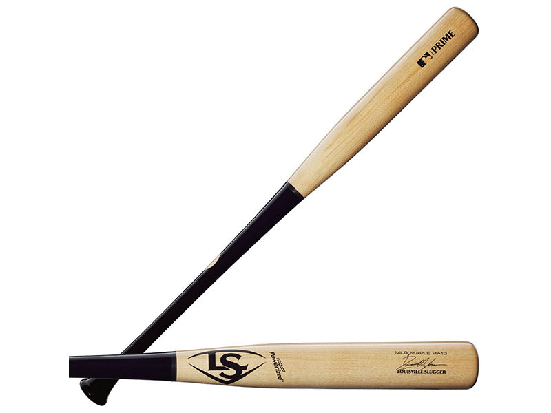 Louisville MLB Prime RA13 ACUÑA Game Model Wood Bat