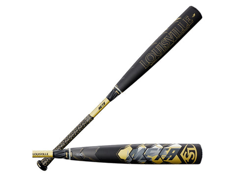 "Louisville Meta -3 (2 5/8"") BBCOR Baseball Bat '21"