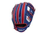 "Wilson A200 10"" Youth Baseball Glove '21"