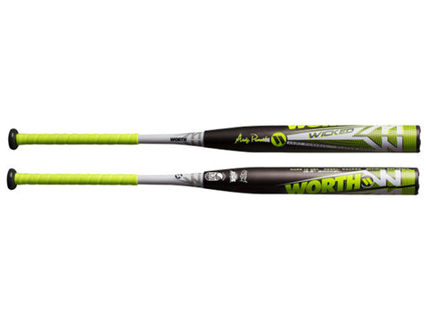 Worth Wicked XXL Purcell USSSA Slowpitch Bat (WKAPXU)