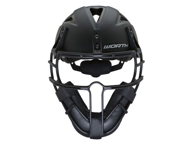 Worth Legit Softball Pitcher's Mask (LGTPH)