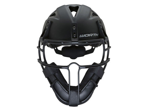 Worth Legit Softball Pitcher s Mask (LGTPH) afbba45e1d